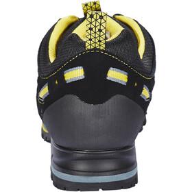 Garmont Dragontail MNT Low-cut Kengät Miehet, black/dark yellow